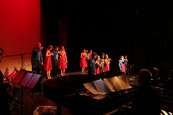 2008 RTHS VOCAL JAZZ SHOW