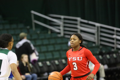 Women's Basketball at Cleveland State - Jan. 20, 2018 (Yourstowsky)