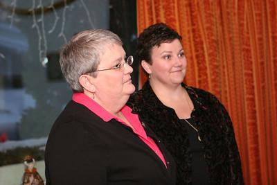 Lois and Maureen
