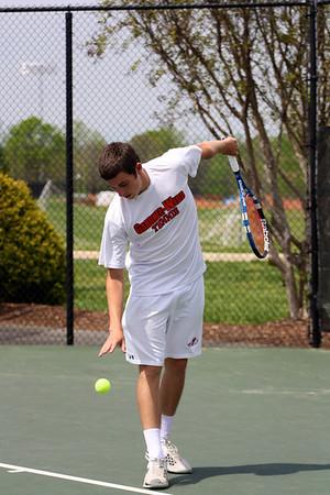 Men's Tennis vs SC State