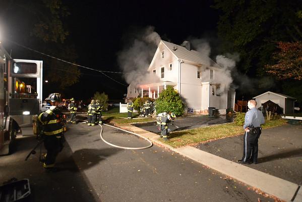 10/18/13 - New Milford, NJ - 2nd Alarm