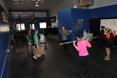 CrossFit Harford 7 Feb 13
