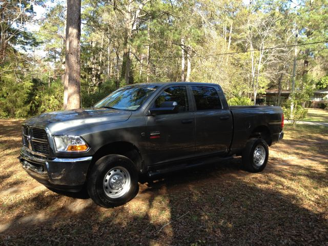 Our Gray Ram 3500 the day we brought it home.