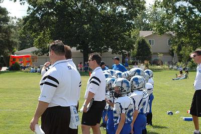 Shelby Lions Football Club - 2005 Freshman Team