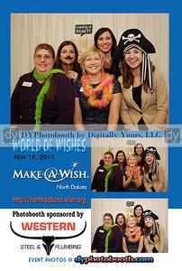 2013 Make-A-Wish PC