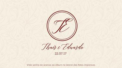 Thaís&Eduardo 22.07.17
