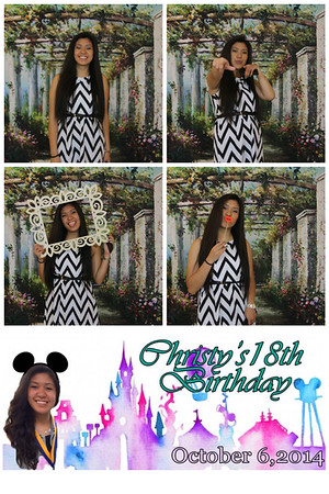 Christy's 18th Birthday