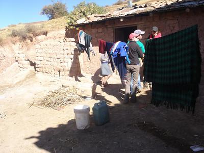 NLC 2012 Peru: House Visits