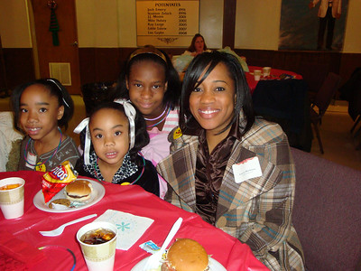 BTFC Holiday Party 2009