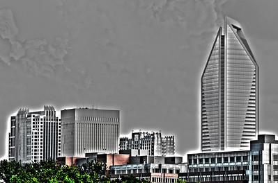 CityScape by Jon Strayhorn