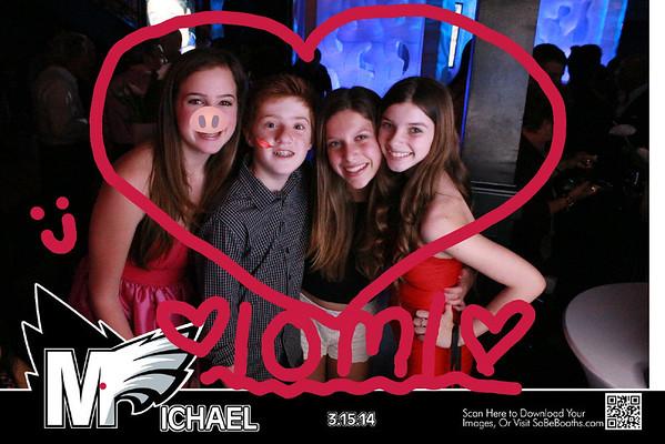 2014-03-15 Michael's Bar Mitzvah