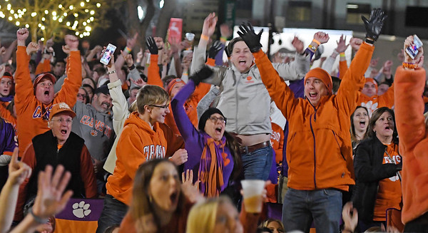 Clemson Watch Party 2019 For Matthew