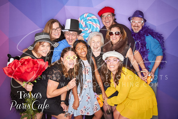 Tessa's Cafe Bat Mitzvah