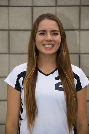 2012 Volleyball Portraits