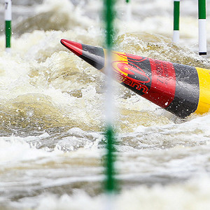 ICF Canoe Kayak Slalom World Cup Prague 2015