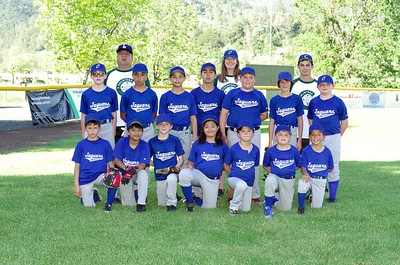 2019 Calistoga Little League