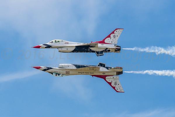 Battle Creek Airshow 7-3-2016