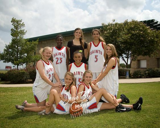 FBA Middle School Girls Basketball