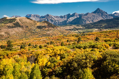 Fall Colors in the San Juans, CO