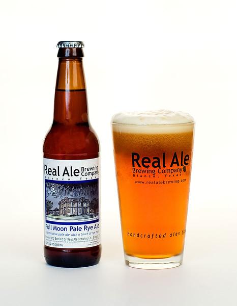 Real Ale Pale Rye