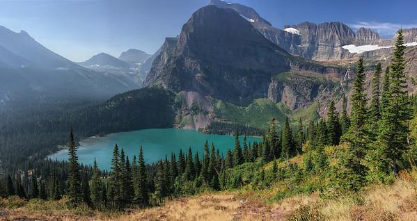 USA chapter: Glacier National Park