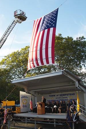 FSMFD 9/11 Ceremony [9-11-16]