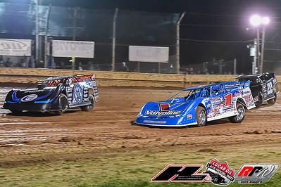 Sharon Speedway - Lucas Oil Late Model Dirt Series - 4/21/17 - Heath Lawson