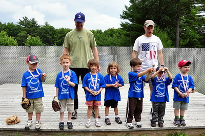 2010-06-12 - Last T-Ball Game & Awards