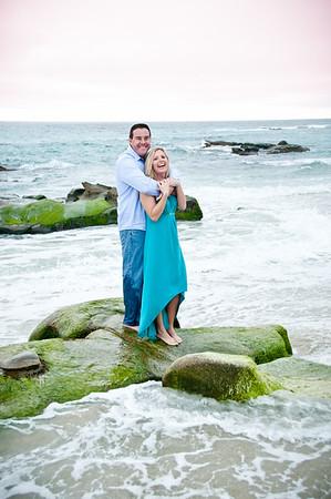 Engagement - Beach La Jolla