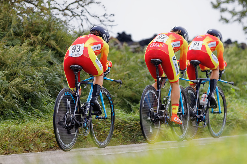 UCI World Road Championships Yorkshire 2019 Mixed Teams