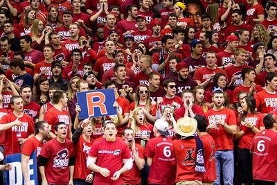 RMU Men's Basketball vs Bryant