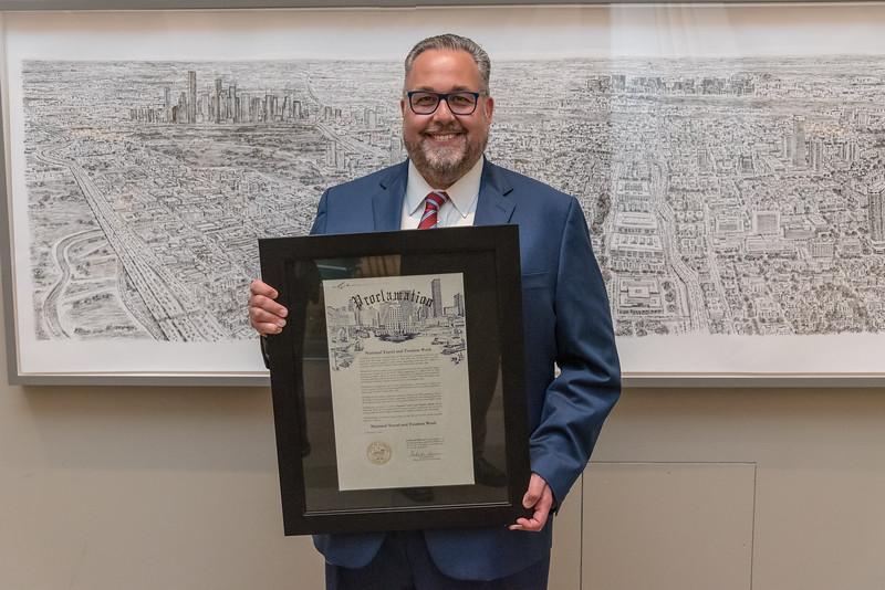 Proclamation - City of Houston