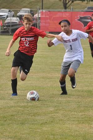 Boys Soccer Scrimmage (8/13/21)