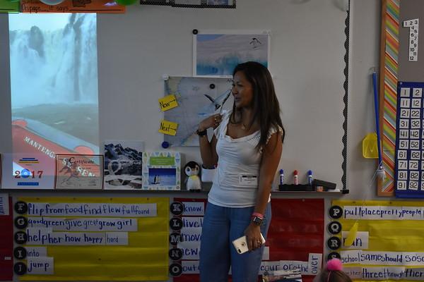 1st Grade Presentation