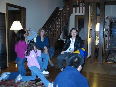 Misc 2007 Holidays, Disneyland, Knotts Berry and Rosanna Parent Visit