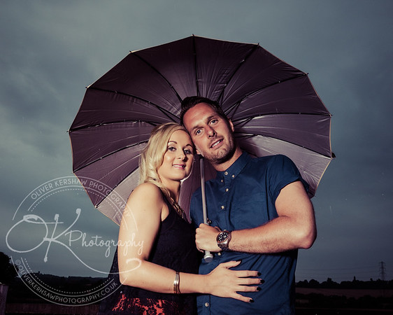 Gema & Paul Pre Wedding Photo Shoot