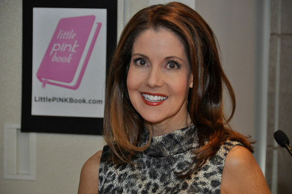 Little Pink Book's 7th Annual Fall Empowerment Series, Nov 17, 2011