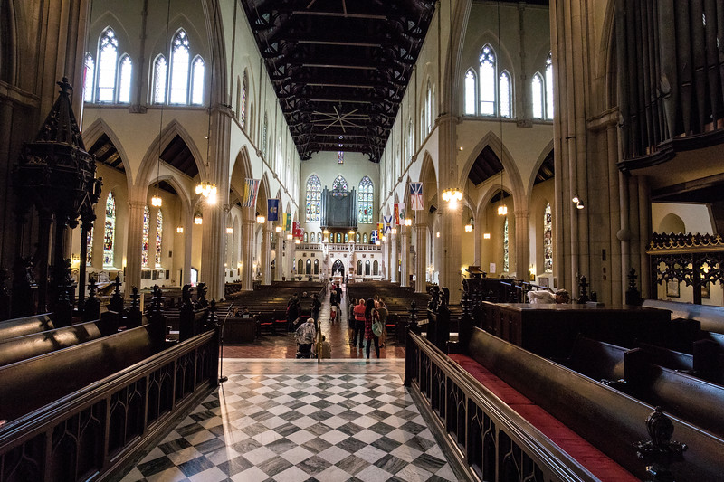 The Chancel & Nave