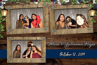 Alvin & Julianna