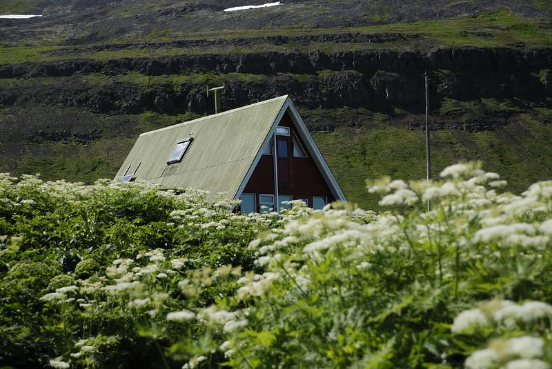 Aðalvík - Sæból. Jónshús 2014.
