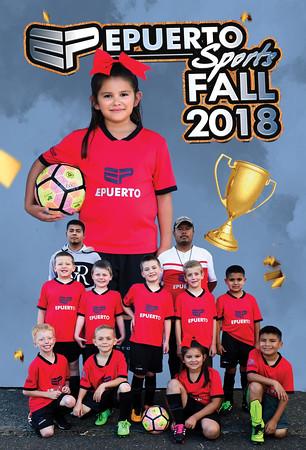 2018 Fall Soccer