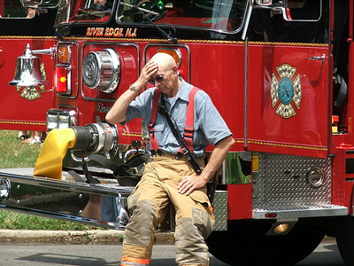 "River Edge, NJ Fire Department Ex-Chief Charles ""Chub"" Naprstek"
