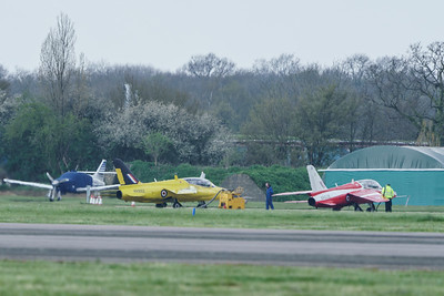 Gnats - Northweald - 13-4-2019