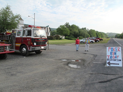 Middleport Fire Company Block Party, Middleport (7-22-2012)