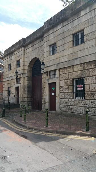 HM Prison Gloucester 2017
