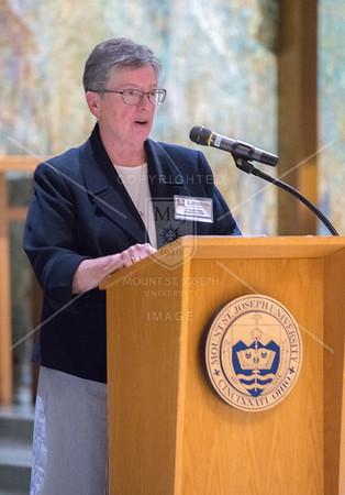 2017 Elizabeth Seton Medal Presentation