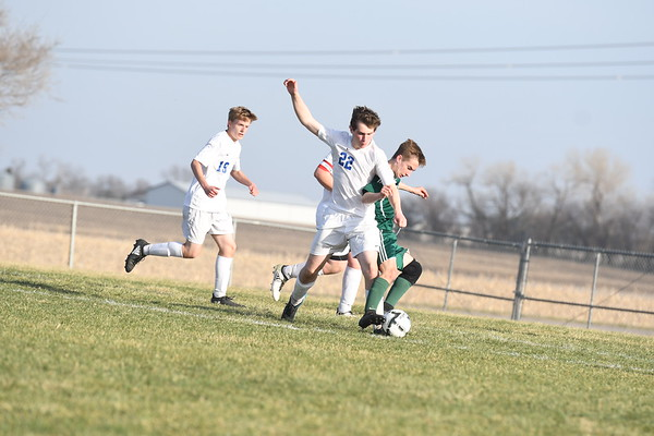Junior Varsity Boys Soccer vs Gretna