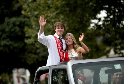Batavia Homecoming Parade