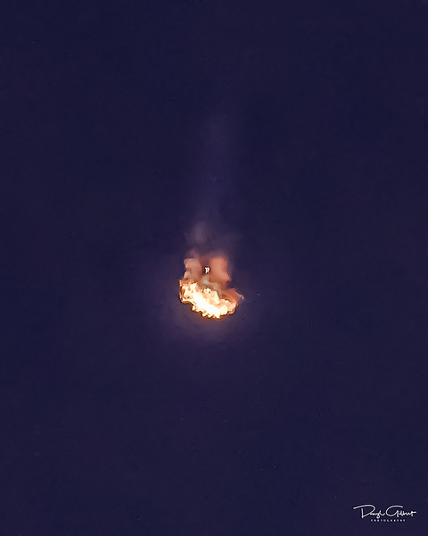 CRS-16 on a SpaceX Falcon 9 Booster