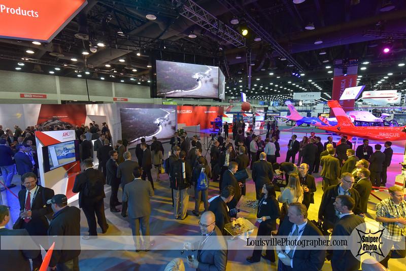 Louisville Trade Show Photographer - HAI Heli Expo - Finmeccanica-21.jpg